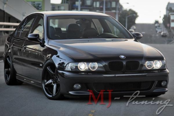Бампер передний M5 для BMW E39
