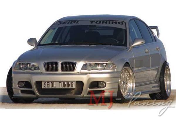 обвесы на BMW 3 series e46